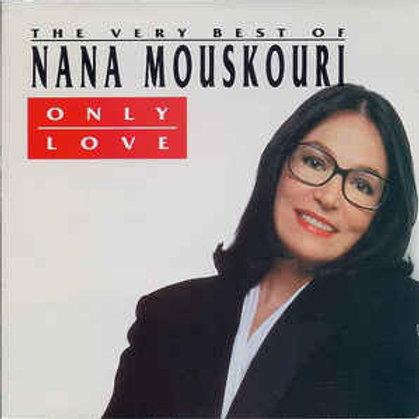 Nana Mouskouri – Only Love (The Very Best Of Nana Mouskouri) CD