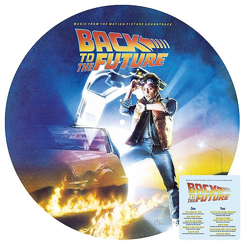Back To The Future - Music From Original Motion Picture Soundtrack