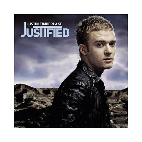 Justin Timberlake - JUSTIFIED (LP)