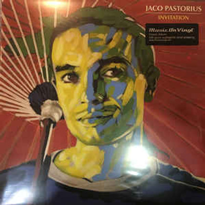 Invitation by Pastorius, Jaco (LP)