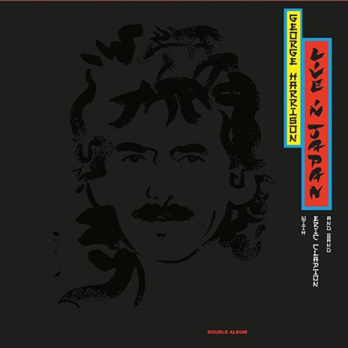 George Harrison - Live In Japan