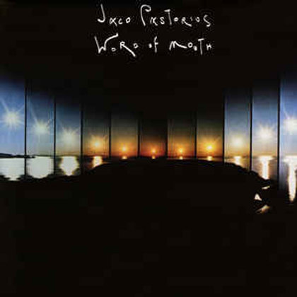 Jaco Pastorius ‎– Word Of Mouth (LP)
