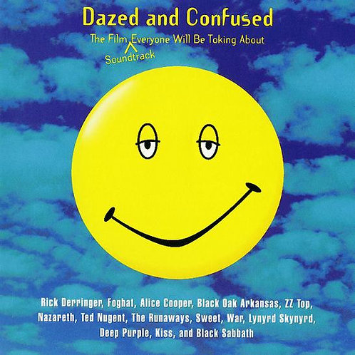 Dazed And Confused (Original Movie Soundtrack) (Various Artists) (2PC) (L.P.)