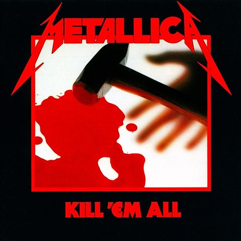 Metallica - Kill 'em All (LP)