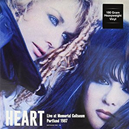 Heart - Live At Memorial Coliseum In Portland/August 30/1987