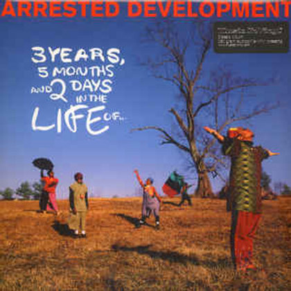 Arrested Development ‎– 3 Years, 5 Months And 2 Days In The Life Of... (LP)