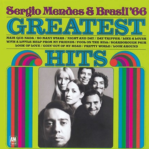 Sergio Mendes and Brasil '66 - Greatest Hits (LP)