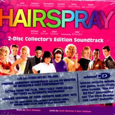 Hairspray [Collector's Edition Soundtrack] (CD)