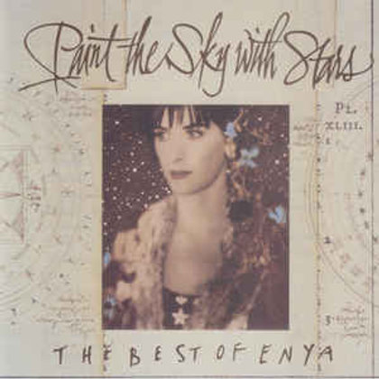 Enya ‎– Paint The Sky With Stars—The Best Of Enya CD