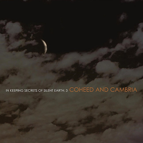 Coheed and Cambria - In Keeping Secrets of Silent Earth 3 (LP)