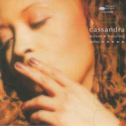 Cassandra Wilson – Traveling Miles CD
