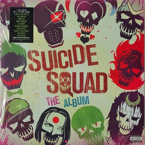 Suicide Squad: The Album [Explicit Content]..(Various Artists) (LP)
