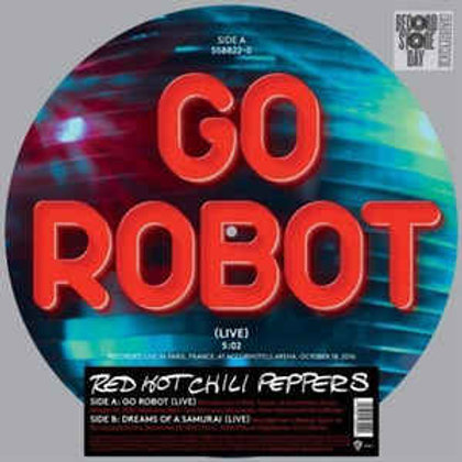 Red Hot Chili Peppers -  Go Robot (Picture Disc Vinyl) (Record Store Day Exclusi
