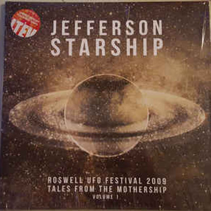 Jefferson Starship ‎– Roswell UFO Festival 2009 - Tales From The Mothership Volu