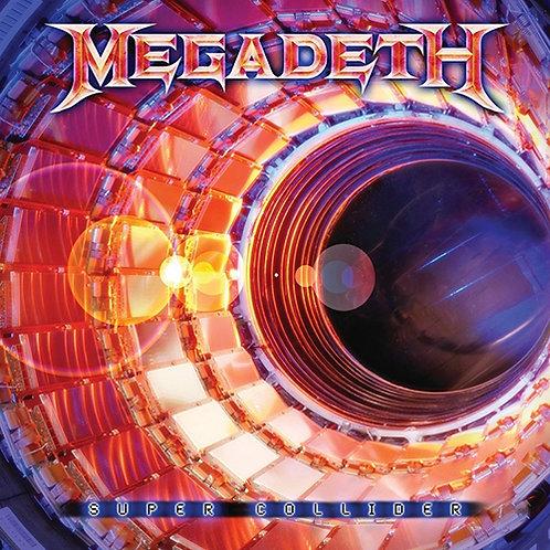 Megadeth - Super Collider (L.P.)