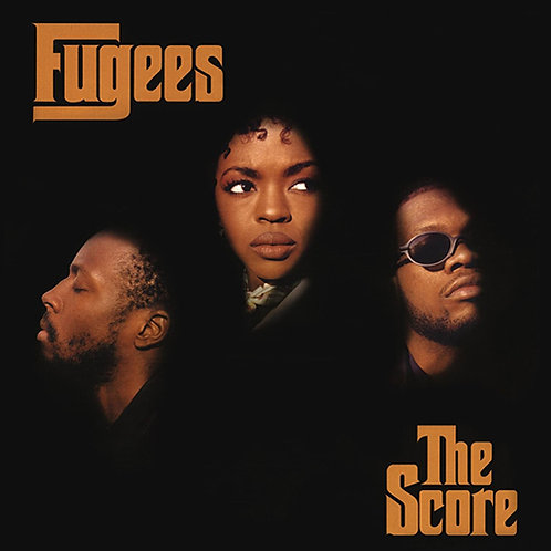 The Fugees - The Score (2 LP)