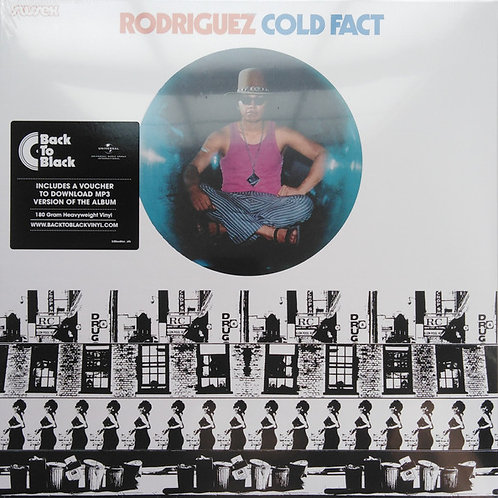Rodriguez* ‎– Cold Fact