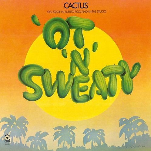 OT N SWEATY -HQ/GF- by CACTUS (LP)