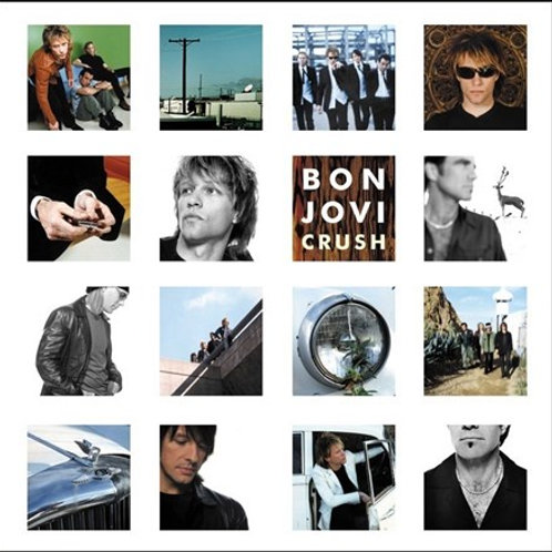 Bon Jovi - Crush (LP)