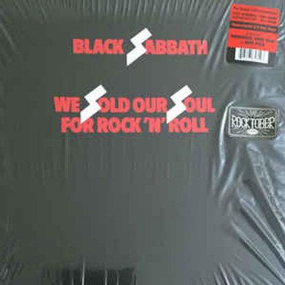 Black Sabbath – We Sold Our Soul For Rock 'N' Roll (LP)