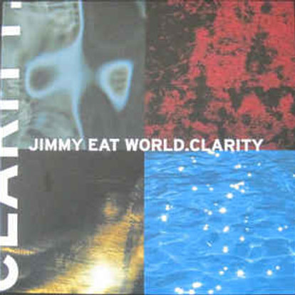 Clarity (Uk) by Jimmy Eat World (LP)