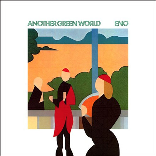Brian Eno - Another Green World (LP)