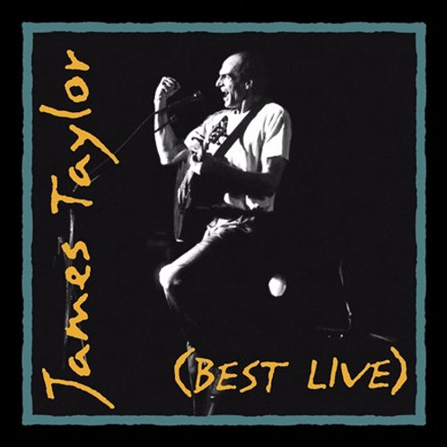 James Taylor - Best Live (LP)
