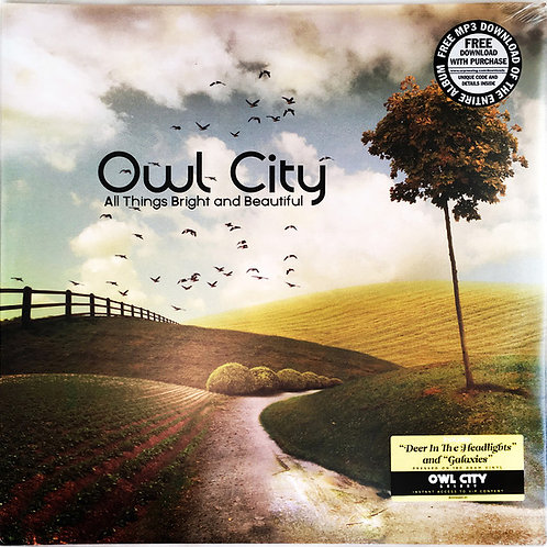 All Things Bright And Beautiful - Owl City (LP)