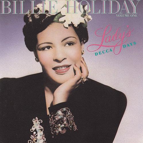 Billie Holiday–Lady's Decca Days, Volume One(CD)