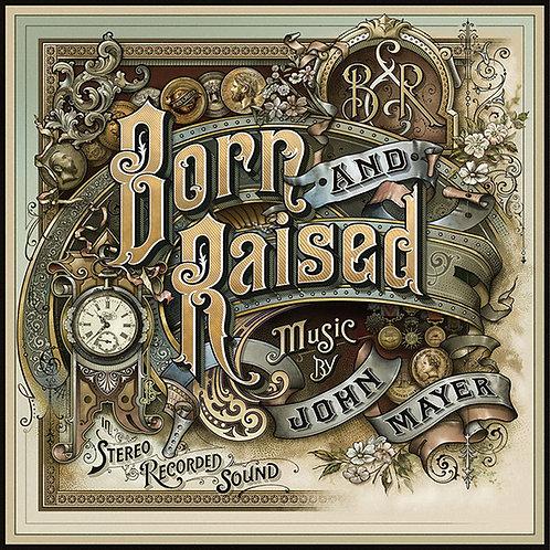 John Mayer – Born And Raised (LP)