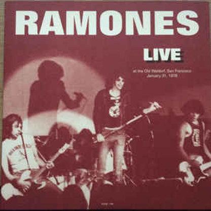 Ramones - Live at The Old Waldorf. San Francisco, CA :January 31. 1978 (Import)