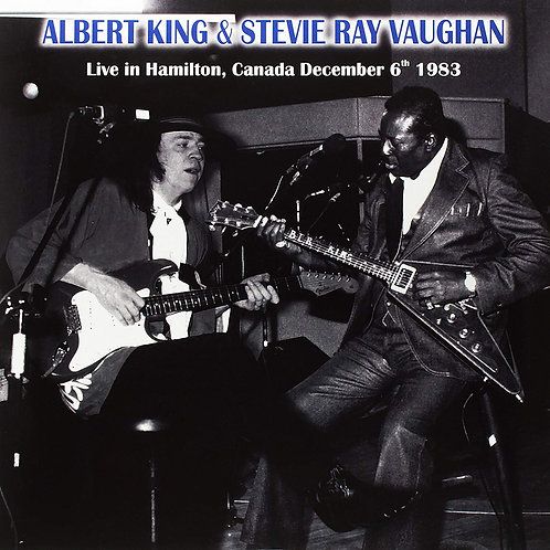 Albert King & Stevie Ray Vaughan Live in Hamilton Canada 1983
