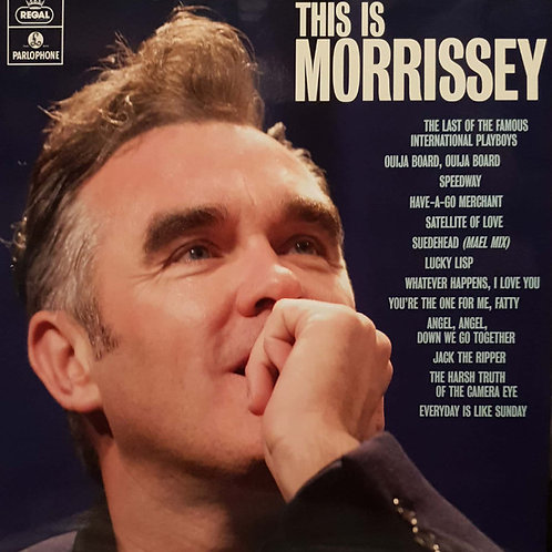 Morrissey ‎– This Is Morrissey