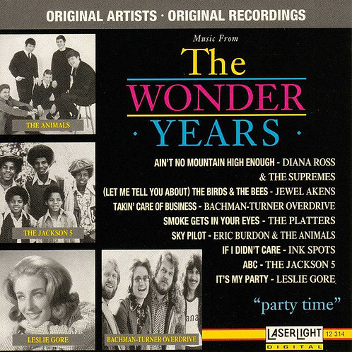 """The Wonder Years """"party time""""(CD)"""