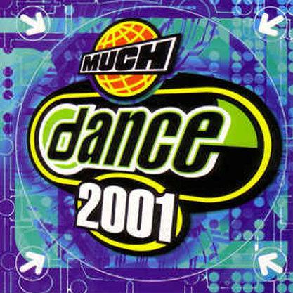 MuchDance 2001 (CD)