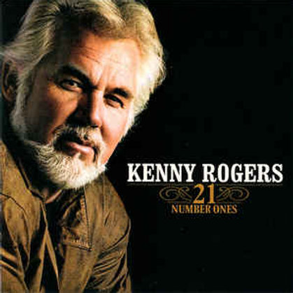 Kenny Rogers – 21 Number Ones CD