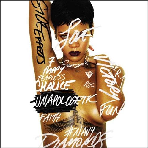 Rihanna - Unapologetic [Explicit Content]..(2PC) (L.P.)