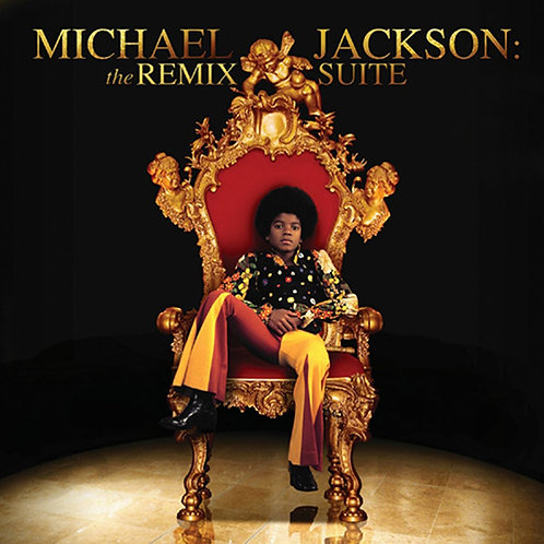 Jackson, Michael - Michael Jackson: The Remix Suite (Remixes, 2PC) (L.P.)
