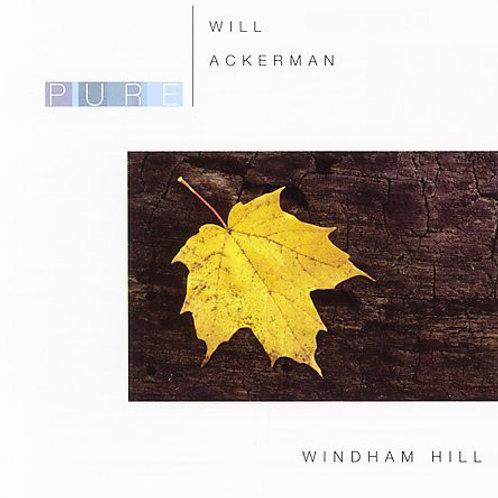Will Ackerman*–Pure Will Ackerman(CD)