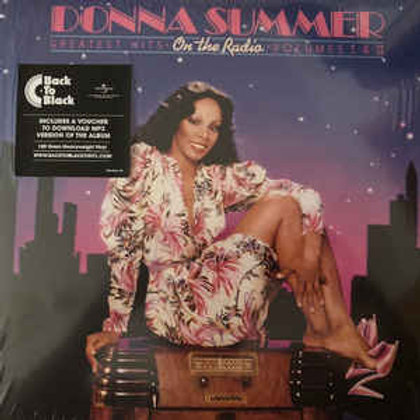 Donna Summer ‎– On The Radio: Greatest Hits Vol. I & II (LP)
