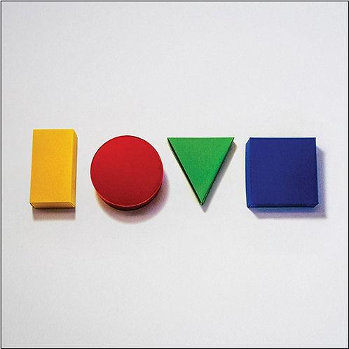 Jason Mraz - Love Is A Four Letter Word ( 2LP )