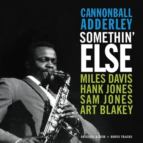 Cannonball Adderley - Somethin' Else (LP)