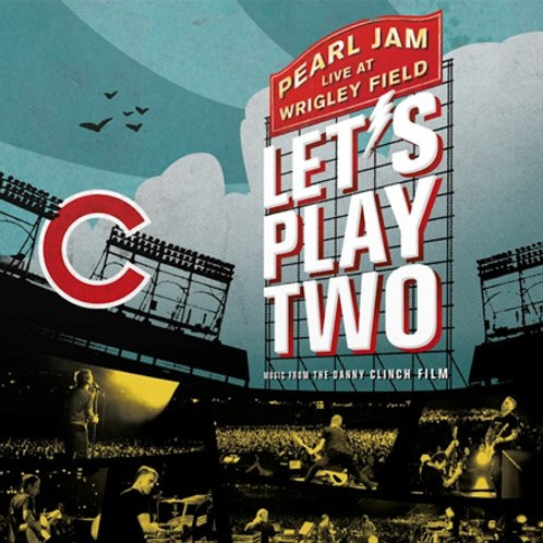 Pearl Jam - Let's Play Two (2PC) (L.P.)