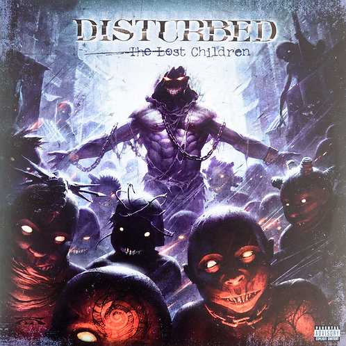 Disturbed ‎– The Lost Children (LP)