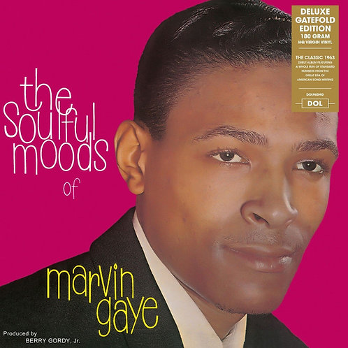 The Soulful Moods Of Marvin Gaye (LP)