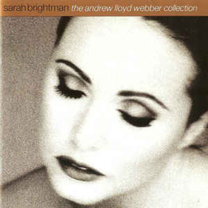 Sarah Brightman ‎– The Andrew Lloyd Webber Collection CD