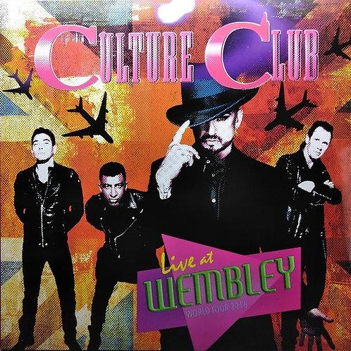 Culture Club – Live At Wembley World Tour 2016 (LP)