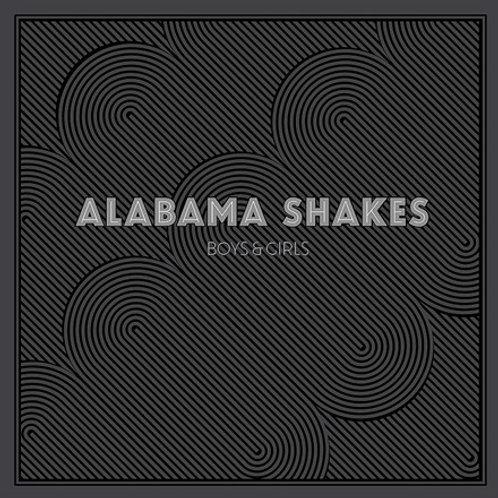 Alabama Shakes - Boys and Girls: Platinum Edition (Colored Vinyl LP)