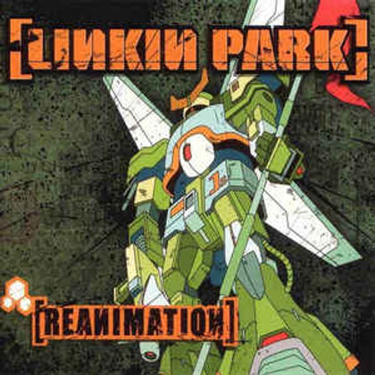 Linkin Park ‎– Reanimation ( 2LP )