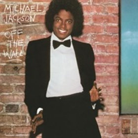 Michael Jackson - Off The Wall..(Gatefold LP Jacket) (L.P.)